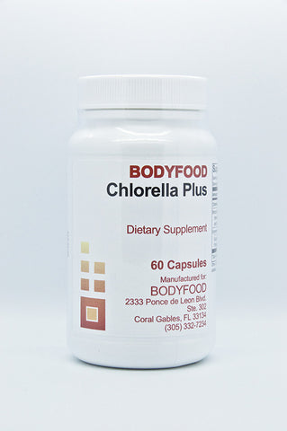 BodyFood Chlorella Plus