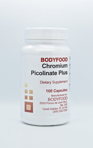 BodyFood Chromium Picolinate Plus