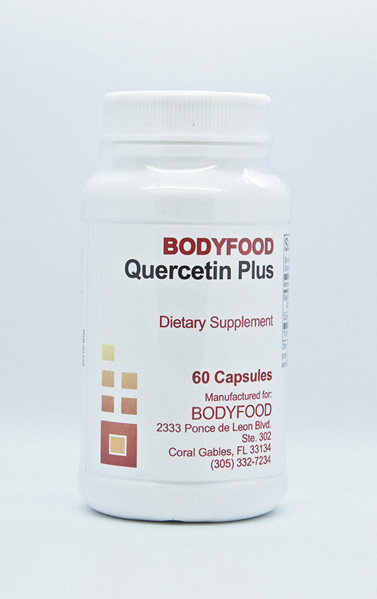 BodyFood Quercetin Plus