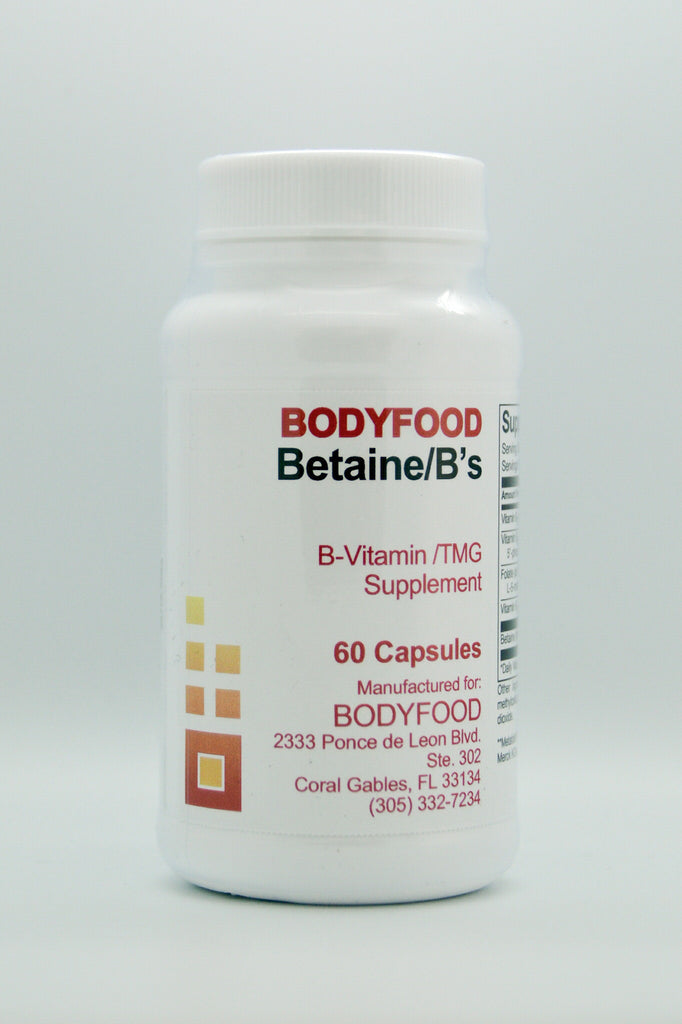 BodyFood Betaine B's