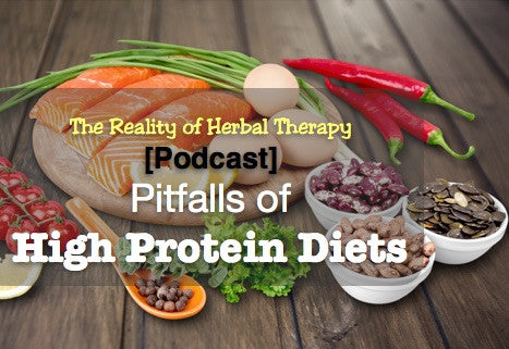[Podcast] Pitfalls of High Protein Diets