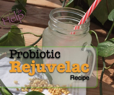 Probiotic Rejuvelac Recipe