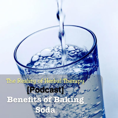 [Podcast] The Benefits of Sodium Bicarbonate (Baking Soda)