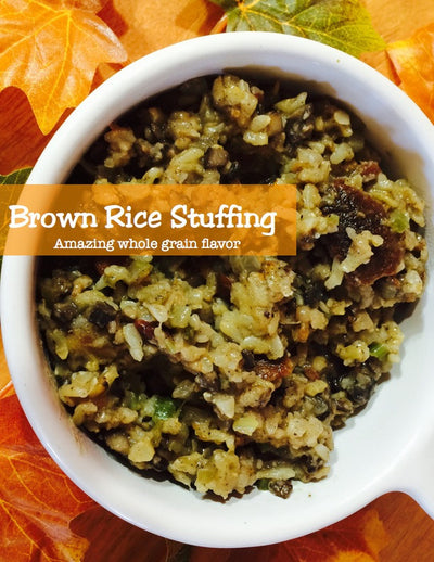 Brown Rice Stuffing