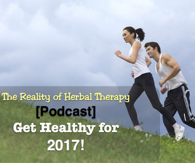 [Podcast] Get Healthy for 2017