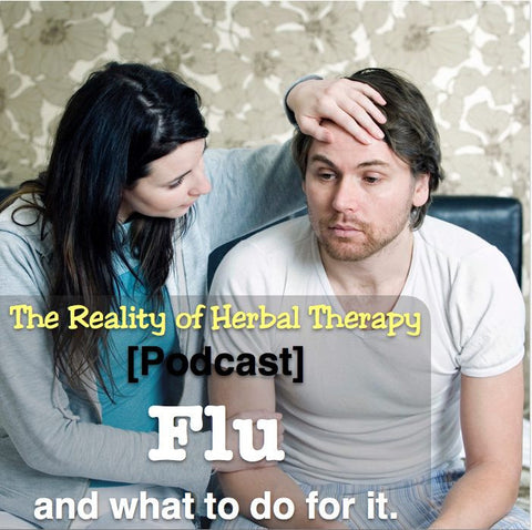 [Podcast] Flu and what to do for it.