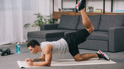 Do This Leg Workout At Home To Strengthen Your Lower Body