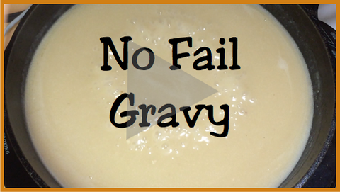 No Fail Gravy