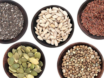 Healthy Seeds And How To Eat Them