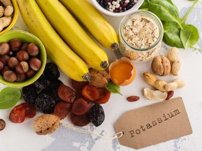 Potassium: How to Get Enough