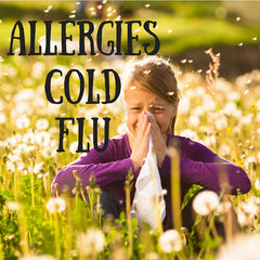 Allergies, Cold, and Flu