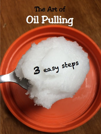 The art of oil pulling