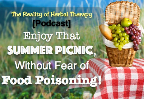[Podcast] Enjoy That Summer Picnic Without Fear of Food Poisoning!