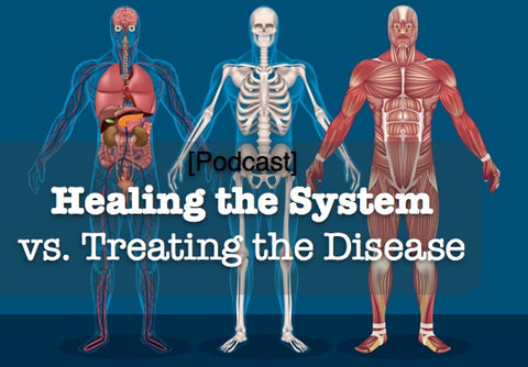 [Podcast] Healing the system vs. Treating the disease