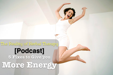 5 Fixes to Give You More Energy