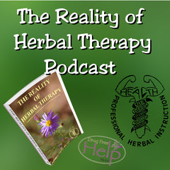 The Reality of Herbal Therapy Podcast cover