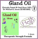 Gland Oil Concentrate 1dram