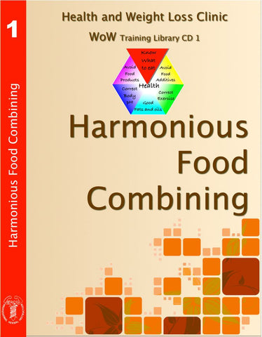 Harmonious Food Combining MP3