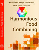 Harmonious Food Combining CD