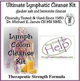 Lymphatic Glauber Salt Cleanse Kit