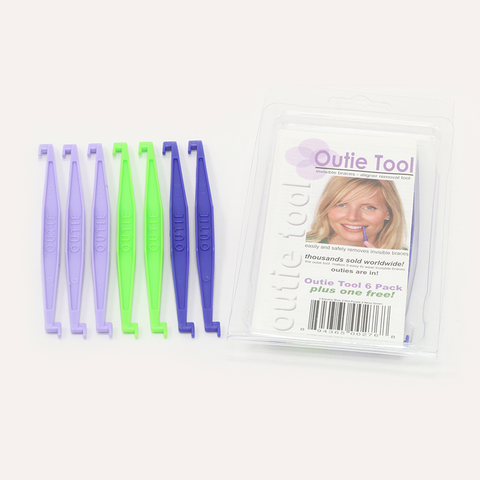 Outie Tool - Aligner Removal Tool
