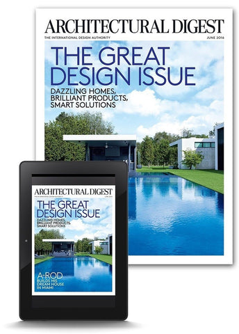 Architectural Digest All Access 1 year auto-renewal print_and_digital - Chickadee Solutions