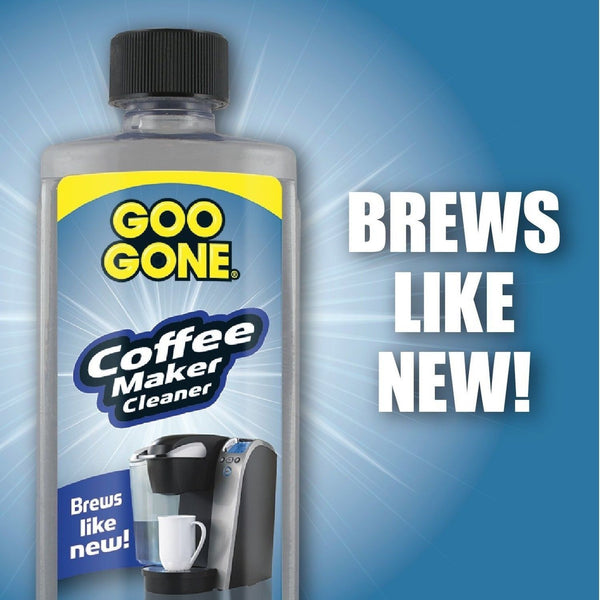 Goo Gone Coffee Maker Cleaner 8 Fluid Ounce 8oz Chickadee Solutions