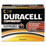 Duracell Coppertop Alkaline Batteries w/ Duralock Power Preserve Technology C... - Chickadee Solutions
