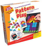 Small World Toys Learning - Pattern Play Mosaic Pictures - Chickadee Solutions - 1
