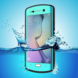 S6 Edge Plus Waterproof Case Double-Lin Waterproof Driving Swimming Shock Pro... - Chickadee Solutions - 1