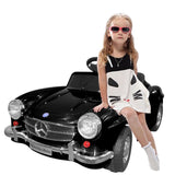 New Black Mercedes Benz 300SL AMG RC Electric Toy Kids Baby Ride on Car Enjoy... - Chickadee Solutions - 1