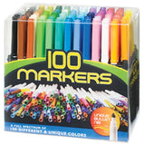Pro Art Bullet Point Marker Set 100-Pack 1 - Chickadee Solutions