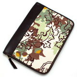 General Knot Vintage Camouflage and Leather IPad Computer Case - Chickadee Solutions - 1