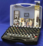 Vallejo Basic Colors Model Air Paint Case 17ml - Chickadee Solutions