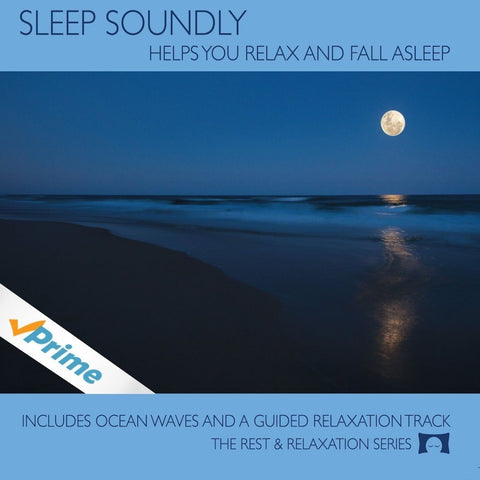 Relaxation and Sleep CD - Calming Guitar Music - Helps You Relax Fall Asleep ... - Chickadee Solutions - 1