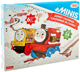 Fisher-Price Thomas the Train Minis Advent Calendar - Chickadee Solutions - 1