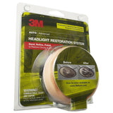 3M 39045 Headlight Renewal Kit with Protectant 1 - Chickadee Solutions - 1