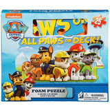Paw Patrol Foam 25 Piece Floor Puzzle by Cardinal - Chickadee Solutions