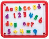 Educational Insights Magnetic Alphabet and Numbers - Chickadee Solutions - 1