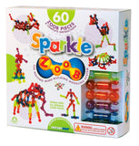 ZOOB Sparkle 60 Piece Building Set - Chickadee Solutions - 1