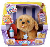 Little Live Pets Snuggles My Dream Puppy Playset - Chickadee Solutions - 1