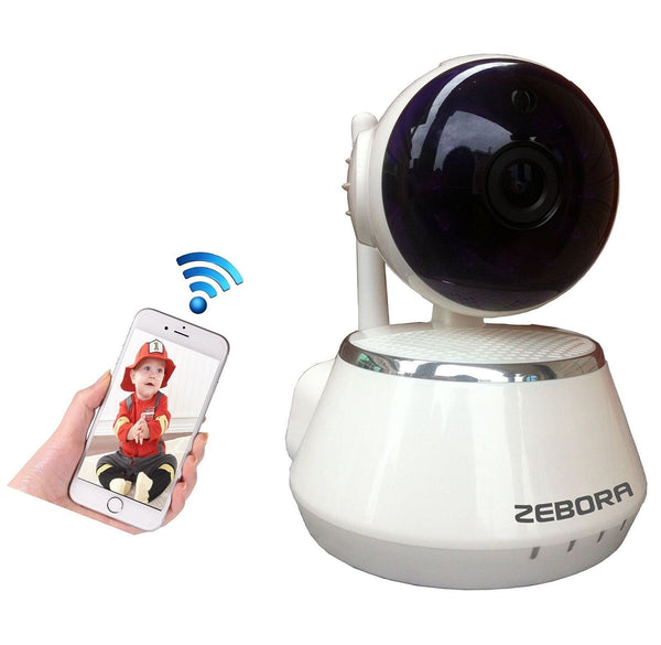 hd baby monitor internet wifi wireless ip security surveillance camera via re chickadee. Black Bedroom Furniture Sets. Home Design Ideas