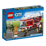 LEGO CITY Fire Ladder Truck 60107 Inquiries - by email - Chickadee Solutions - 1