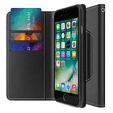 iPhone 7 Case Maxboost [Folio Style] Premium iPhone Wallet Cover STAND Featur... - Chickadee Solutions - 1