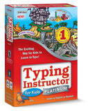 Typing Instructor for Kids Platinum 5 PC Disc - Chickadee Solutions - 1