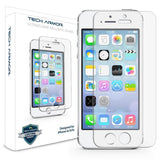 iPhone 5 Glass Screen Protector Tech Armor Ballistic Glass (.2mm) Apple iPhon... - Chickadee Solutions