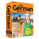 (2011 Version) Instant Immersion German Levels 1 2 & 3 - Chickadee Solutions