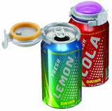 Jokari Fizz-Keeper Can Pump and Pour Assorted Colors 3-Pack - Chickadee Solutions