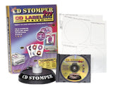 CD Stomper Pro Labeling System - Chickadee Solutions