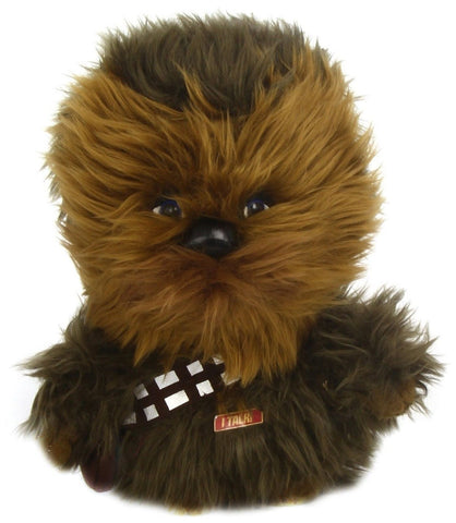 "Star Wars Plush - Stuffed Talking 9"" Chewbacca Character Plush Toy - Chickadee Solutions - 1"
